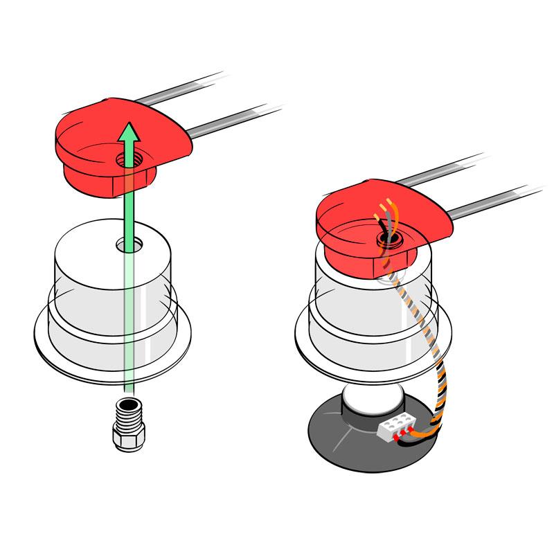 4Evac-Loudspeaker-with-wire