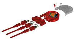 4Evac-Assembly-FIM01+FIM-ADP-S