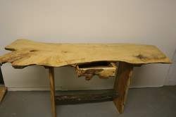 Rustic desk2
