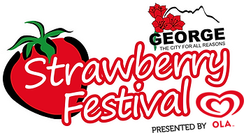 2018 George Strawberry Festival Logo.png
