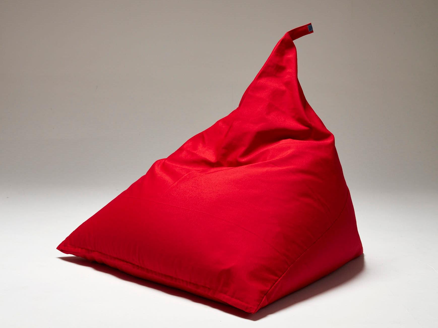 Pouf A Rojo