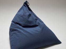 Pouf A Azul Marino