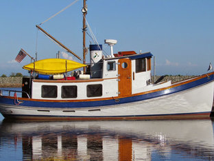 1987 Lord Nelson 37 Victory Tug $170,000