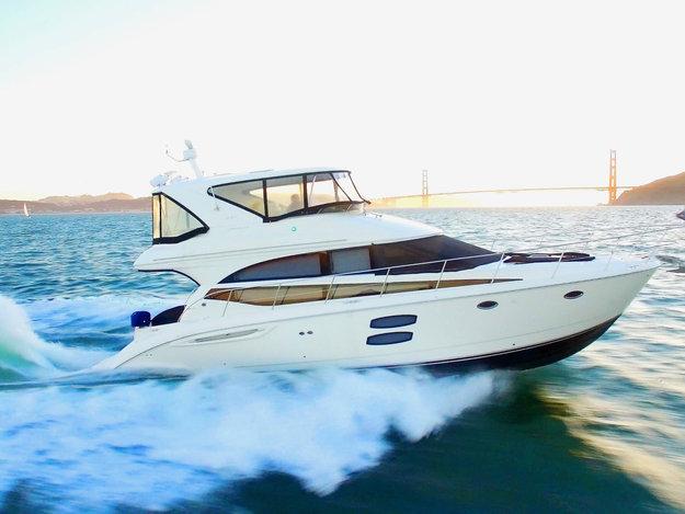 2013 Meridian 441 Sedan $498,000
