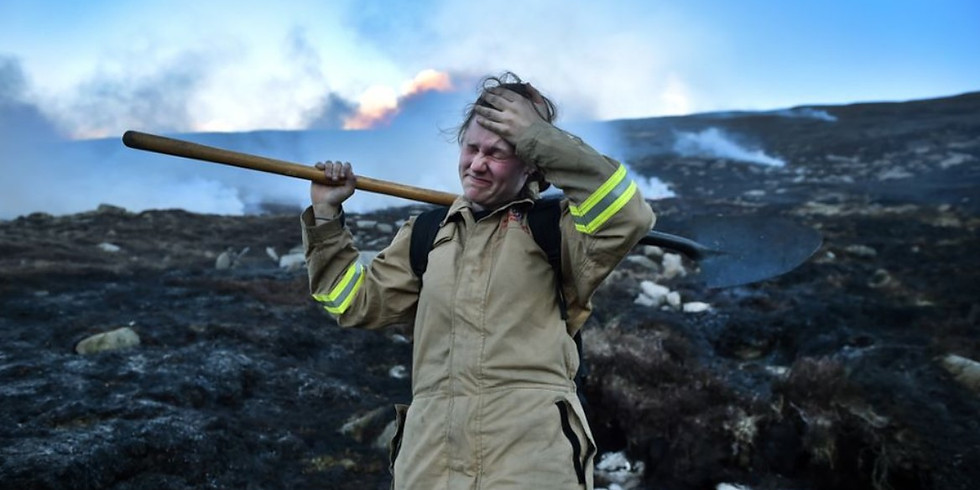 'Climate and Ecological Crisis? What's all the fuss about?' A talk by David Ramsden MBE