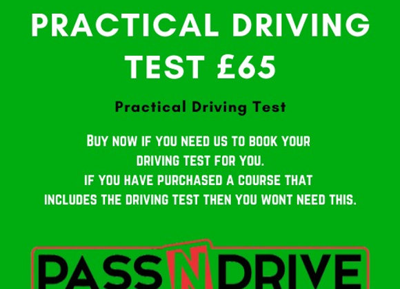 Practical Driving Test