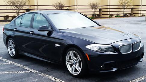 2011 BMW 550i Twin Turbo