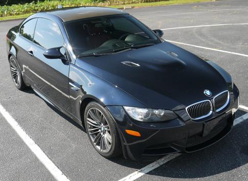 2009 BMW M3 V8