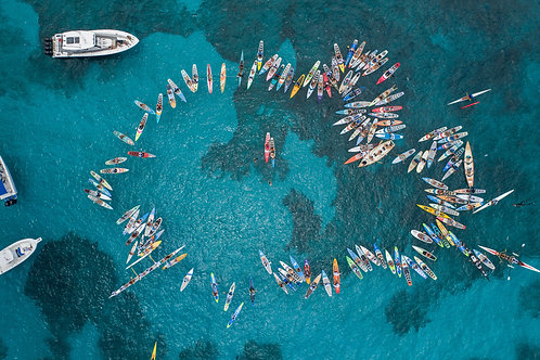 Crossing for CF 2019 Paddle Out Photo 1