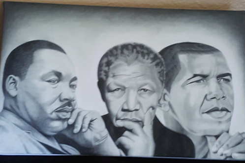 """Dreamers Canvas 16"""" x 20"""""""