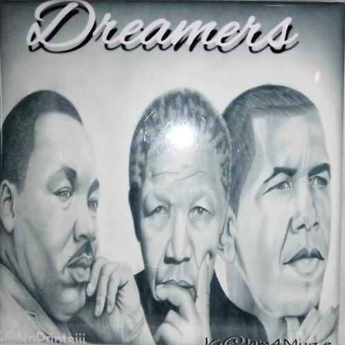 Dreamers Button
