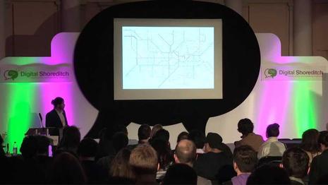 Digital Shoreditch - Visual thinking in UX