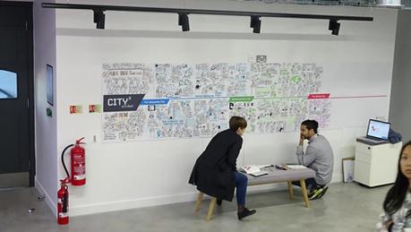 CITY X Live Scribe