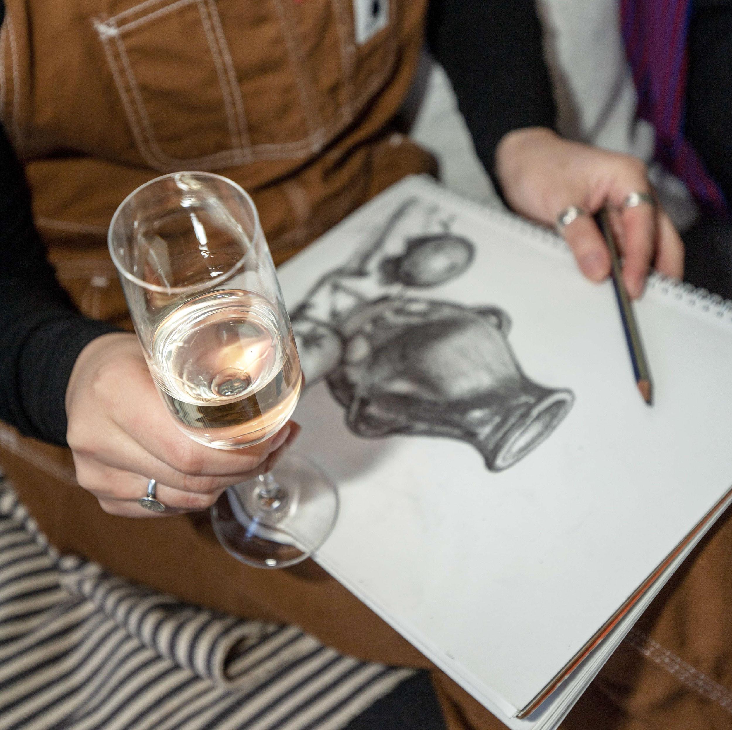Drink and Draw | Still Life