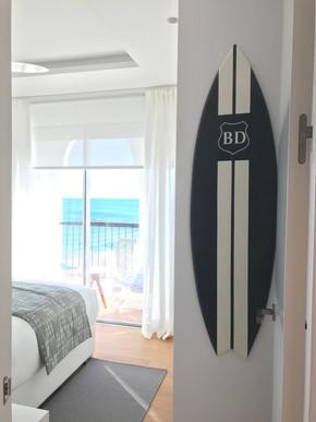 TABLA SURF DISEÑADA PARA PROYECTO