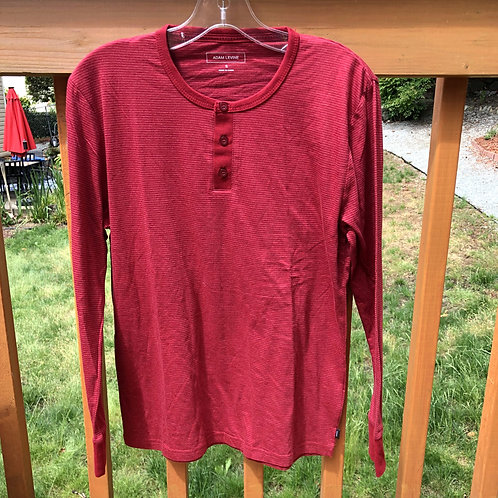 1/4 Button Up Long Sleeve