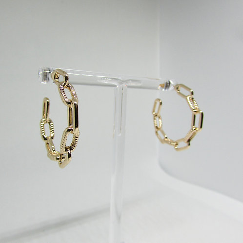 Linked Up Earrings