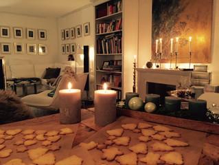 Adventszeit - die Weihnachtssaison ist eröffnet...
