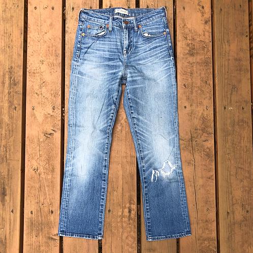 Peak-A-Boo Jeans