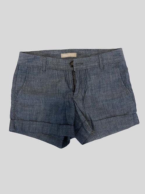 Rolled Hem Shorts