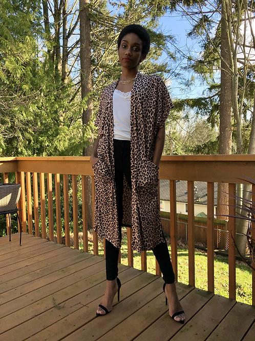 Cheetah Cover Up