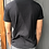Thumbnail: Black V-Neck Tee