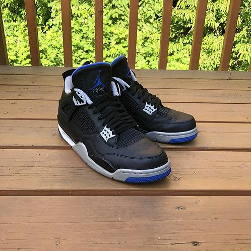 Black Jordan Sneakers