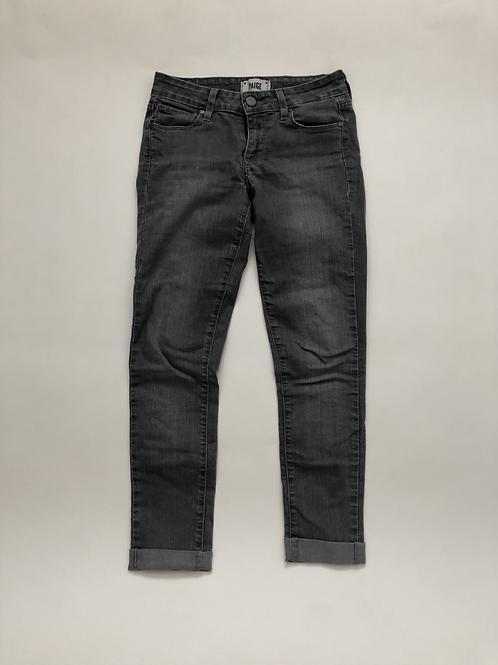 Rolled Hem Jeans