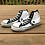 Thumbnail: White High Top Shoes