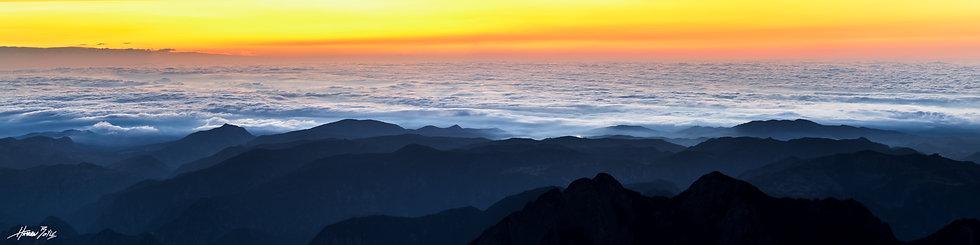 Longs Peak Summit Sunrise