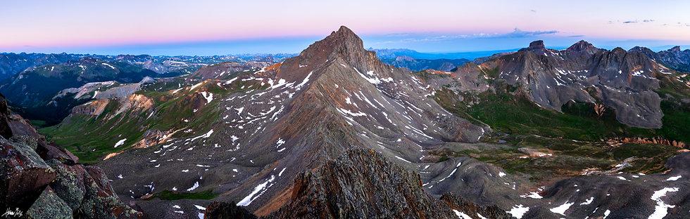 Matterhorn Summit Sunrise