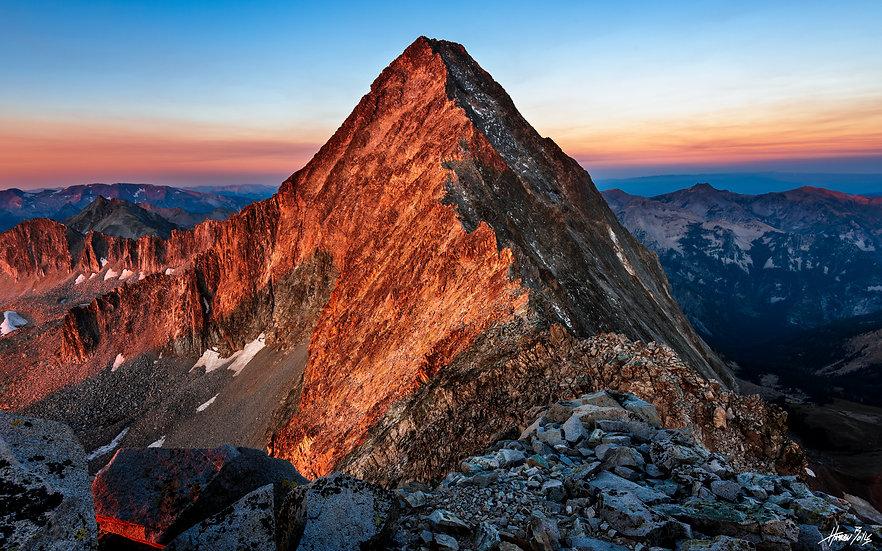 K2 Summit Sunrise