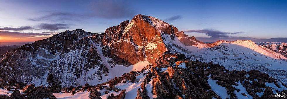 Mount Lady Washington Winter