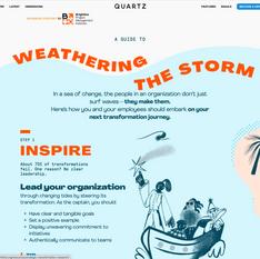Quartz x Brightline - Weathering the Storm