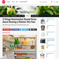 Food Network - 5 Things Roommates Should Know About Sharing a Kitchen
