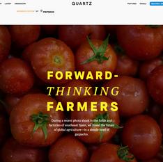 Quartz x PepsiCo - Forward-Thinking Farmers