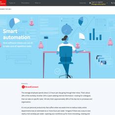 The Economist x UiPath - Smart Automation