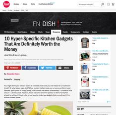 Food Network - 10 Hyper-Specific Kitchen Gadgets