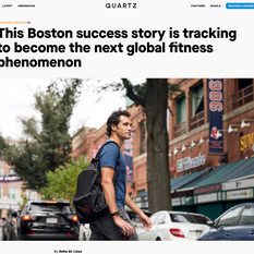Quartz x Delta - Boston Success Story