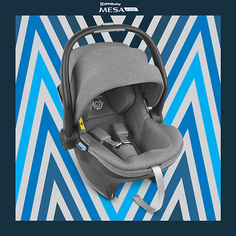 UPPAbaby Mesa i-size carrier for instagam