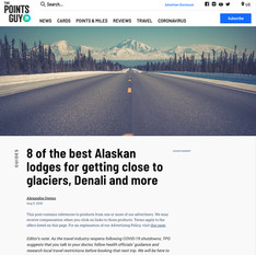 The Points Guy - 8 of the Best Alaskan Lodges