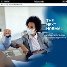 The Washington Post x Kaiser Permanente - The Next Normal