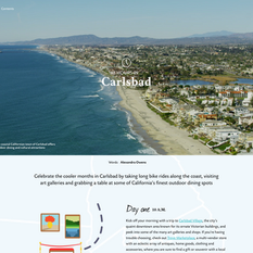The Economist x Hilton - 48 Hours in Carlsbad