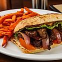 Lomito Sandwich