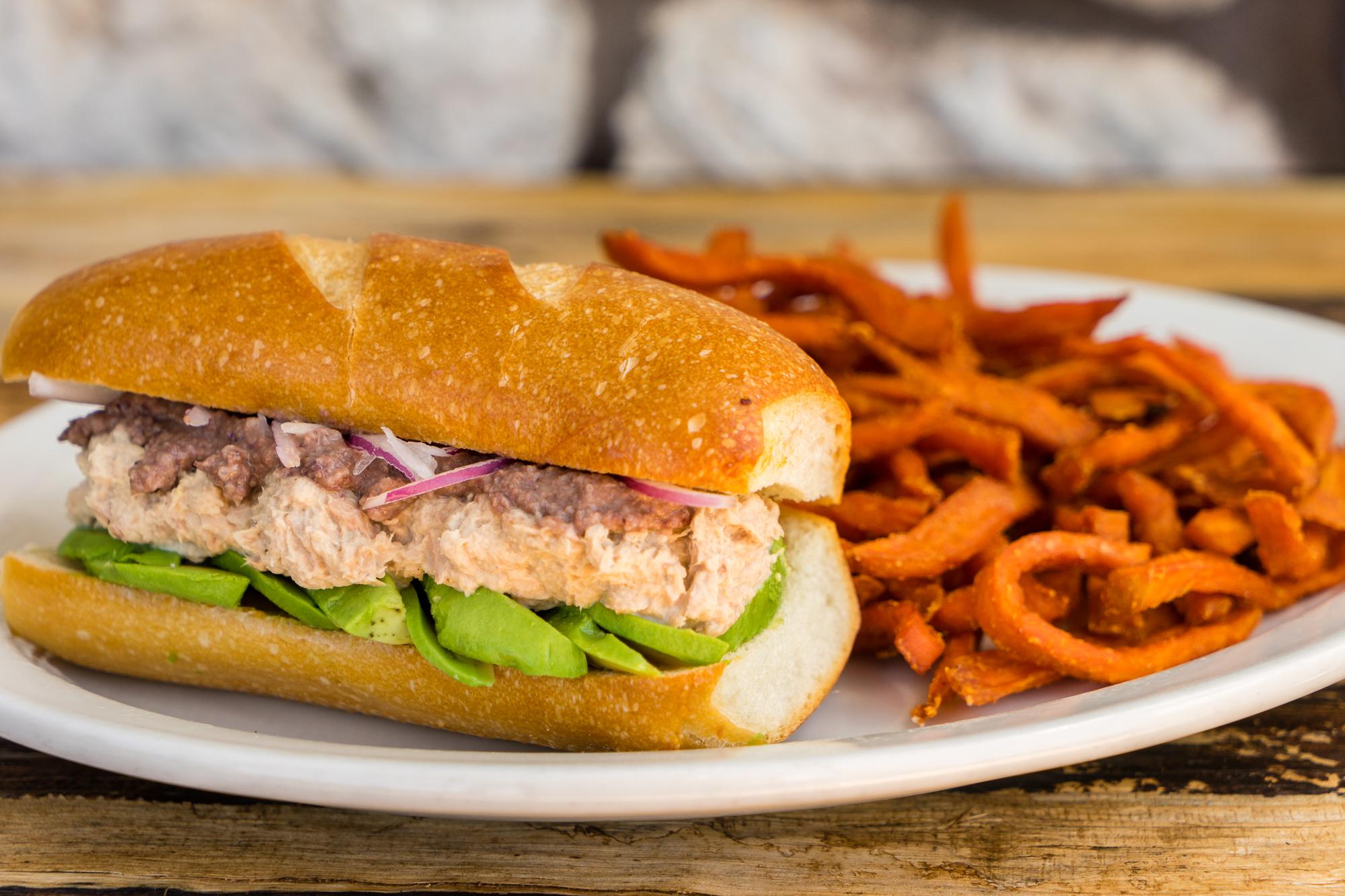 Dirty Tuna Sandwich-2