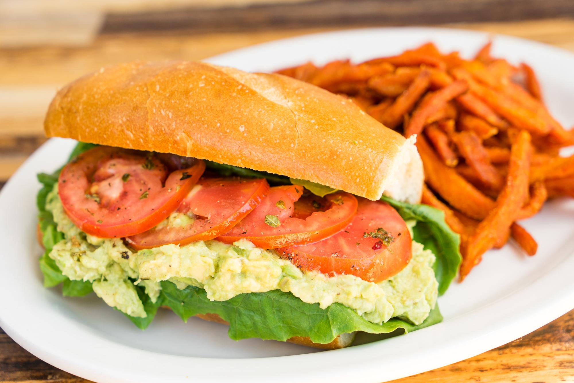 Pan con Palta Sandwich-4