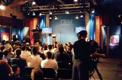 IBM teleconference 2001