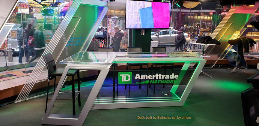 TD Ameritrade desk 20190322_123119