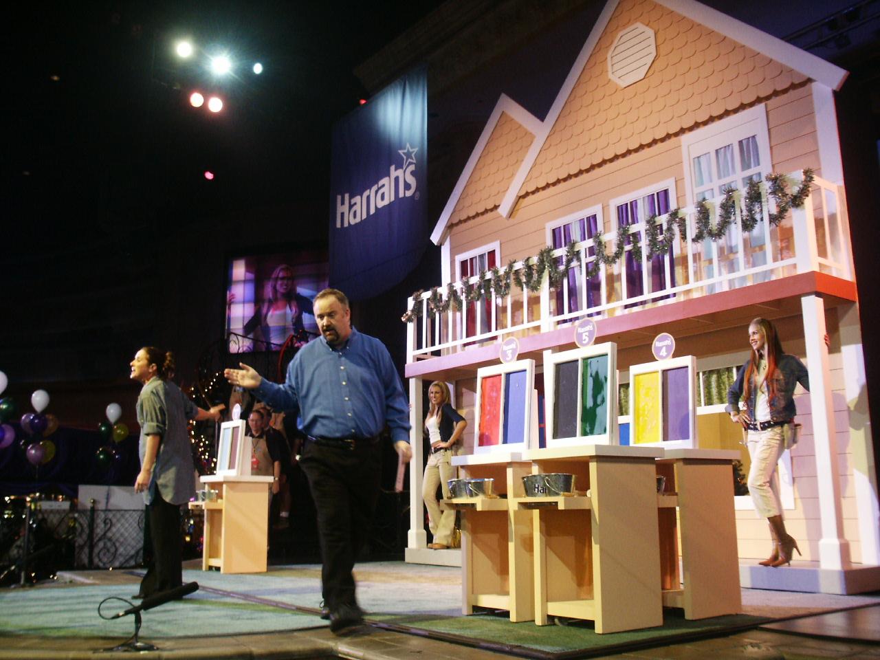 Harrah's House Promo at Rio LV