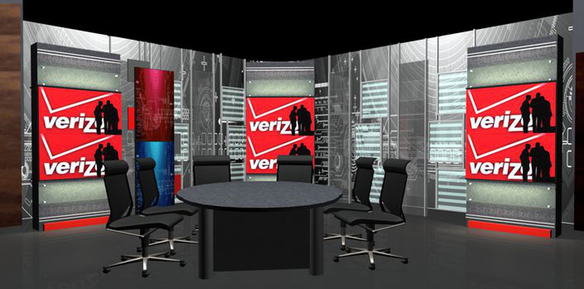 Proposal for Verizon Talk Show - Not Built